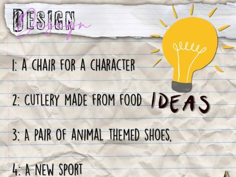 Design Weekly Challenge