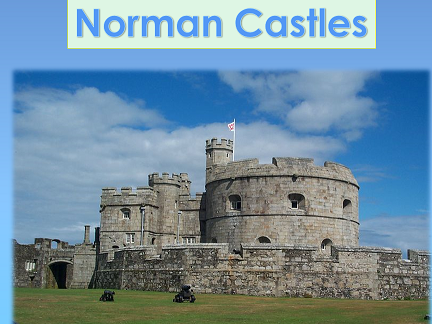 KS1 & 2 Norman Castles and Knights