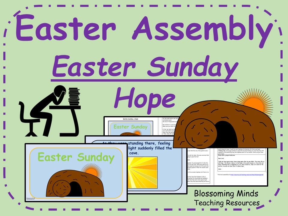 Easter Sunday Assembly - Hope