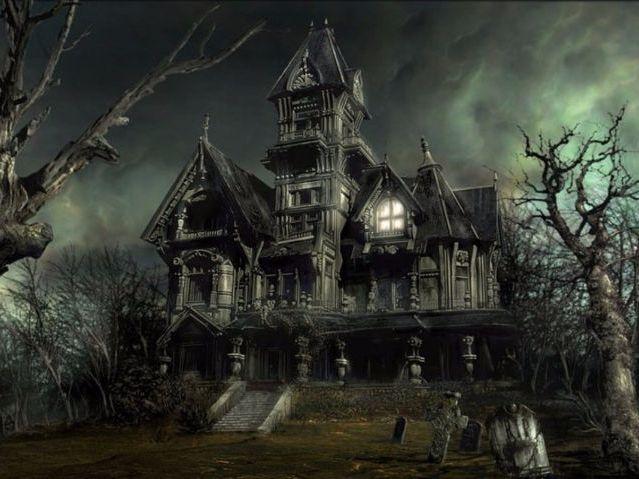 ESL Halloween Story