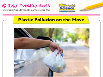 Let's Investigate Plastic Pollution: Plastic Pollution on the Move