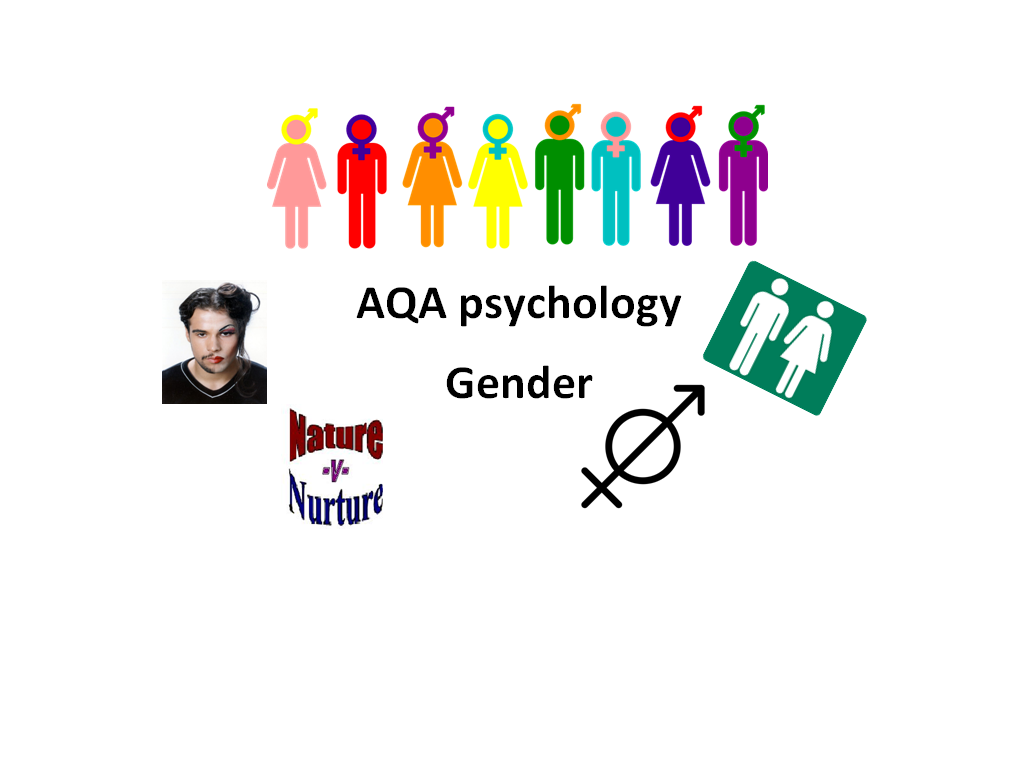 AQA psychology- gender