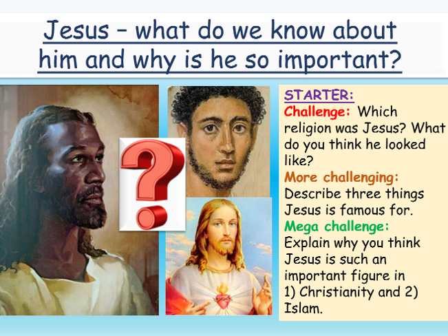 Jesus : Who was Jesus?
