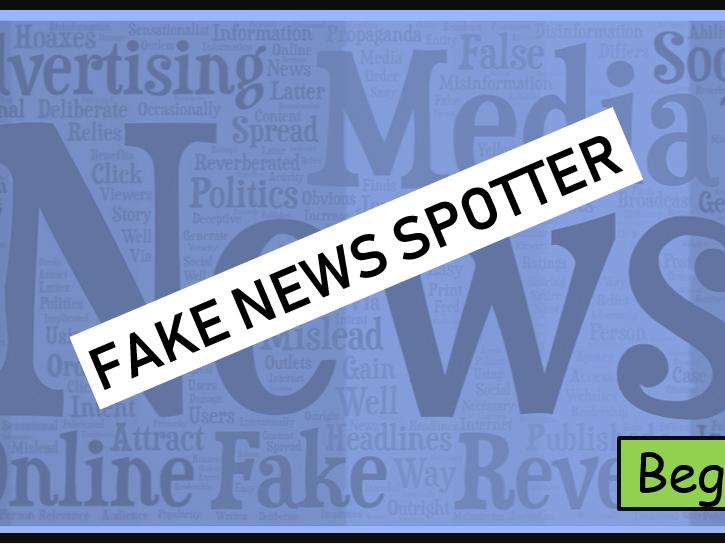 Safer Internet Day 2019 - Fake or Real?