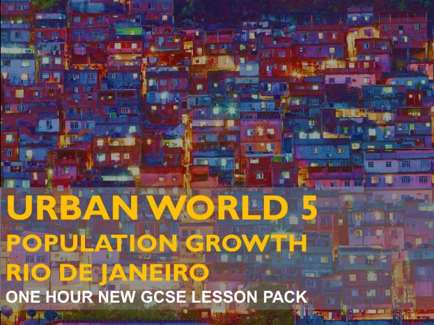 Ed-Excel B: Urban World 5 - Population Growth & Rural Urban Migration (GCSE)