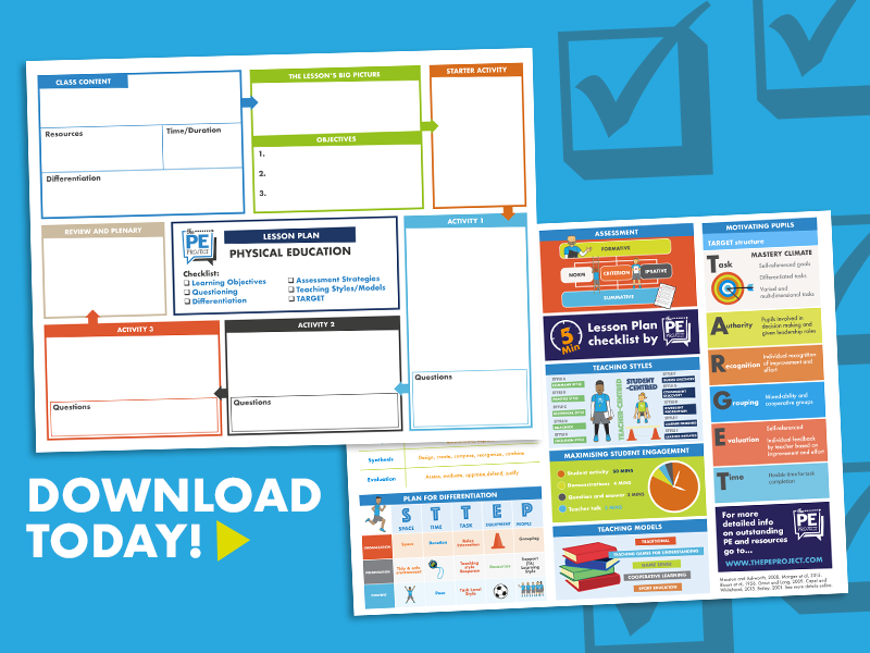 FREE: Lesson Plan Template