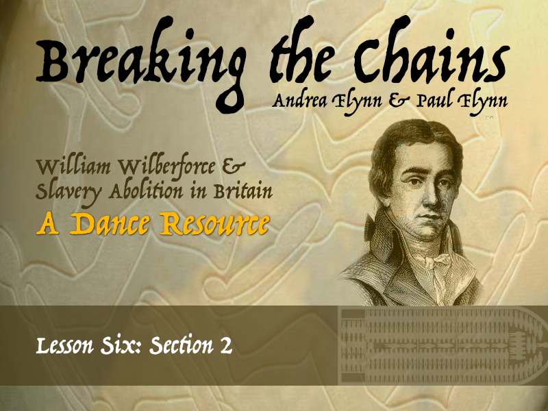 Breaking the Chains - Lesson Six - Section 2
