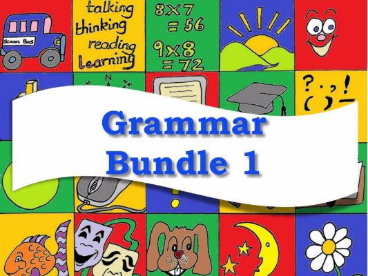 The Grammar Bundle