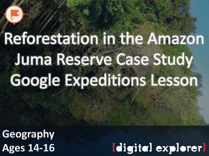 the deforestation of the amazon a case study in understanding ecosystems