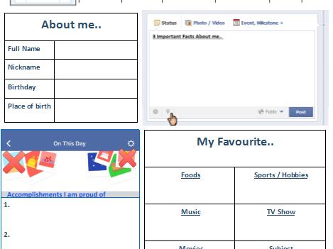 Facebook. Who am I?