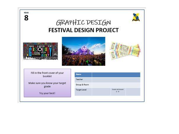 KS3 Festival Design Project