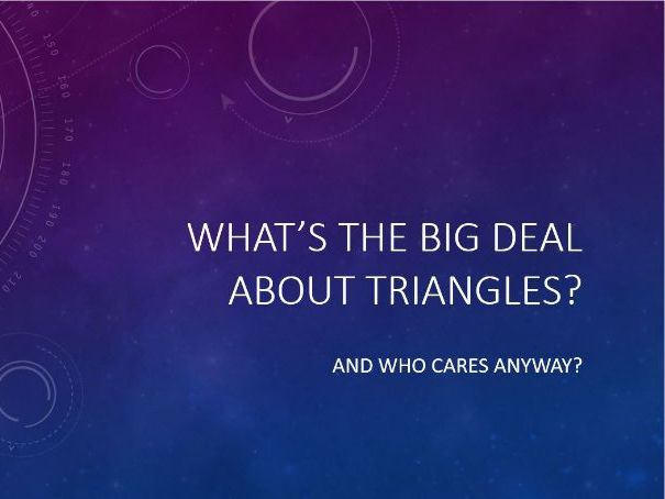 Pythagoras Introduction