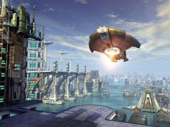 Science Fiction Mise en Scene