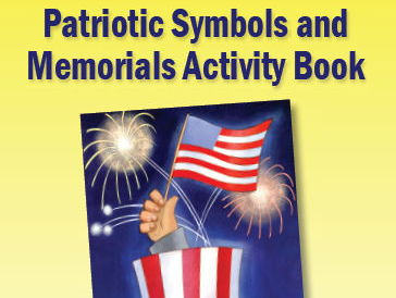 Patriotic Symbols & Memorials Activity Book