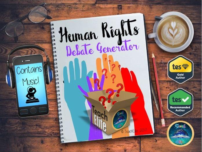 Human Rights : Human Rights Debate Generator