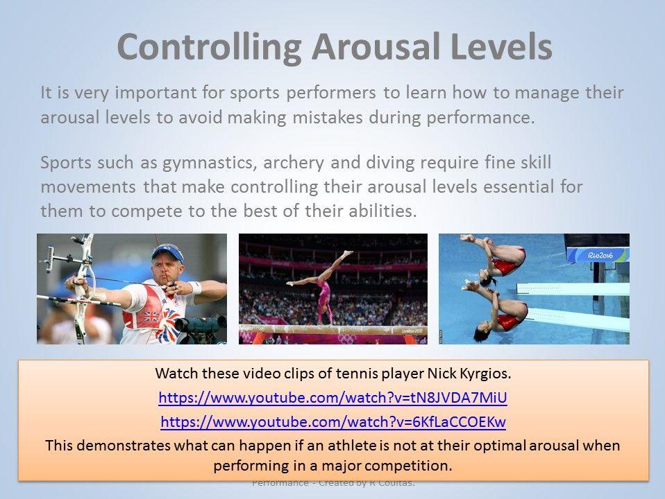 AQA GCSE PE (9-1) - Sport Psychology (3.2.1) - Mental Preparation for Performance Presentation