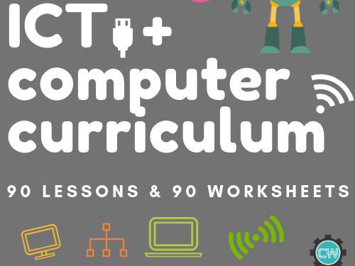 ICT CURRICULUM BUNDLE