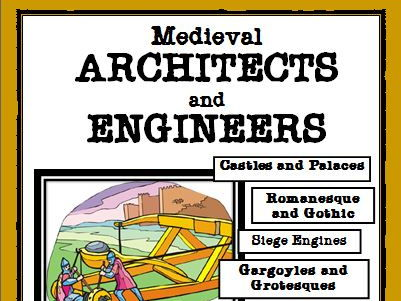 READING COMPREHENSION: MEDIEVAL ARCHITECTS AND ENGINEERS