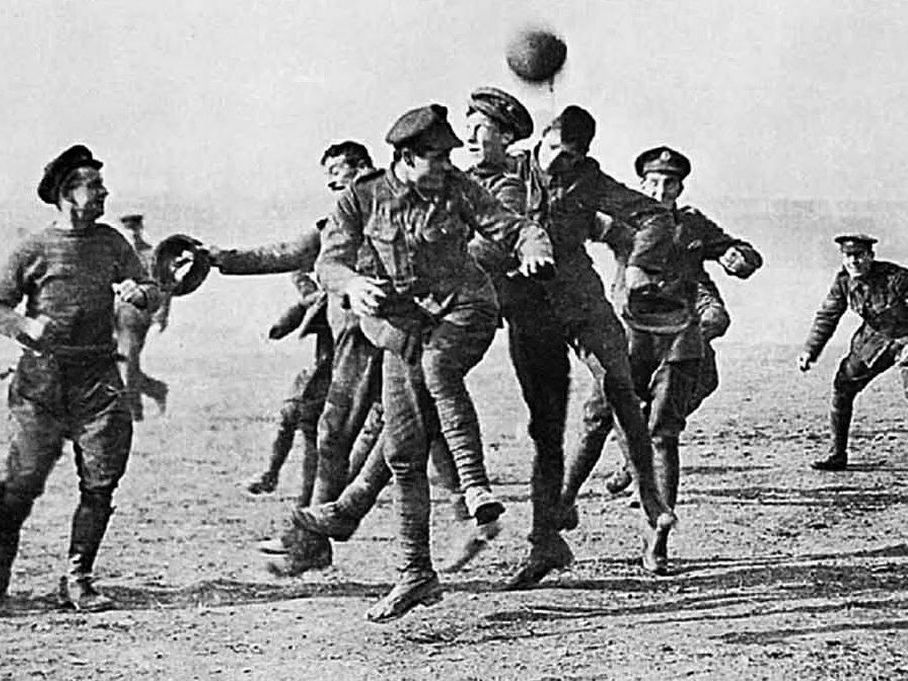 Outstanding KS3 Non-Fiction Reading Lesson WW1 on Christmas Truce