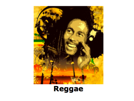 Reggae Music Booklet - Whole Unit of Work