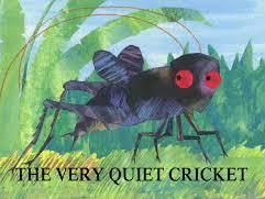 Le Petit Grillon Très Silencieux - Eric Carle's The Very Quiet Cricket