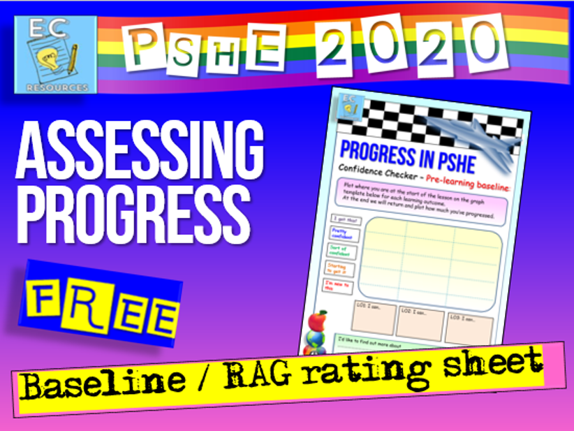 PSHE Progress Assessment