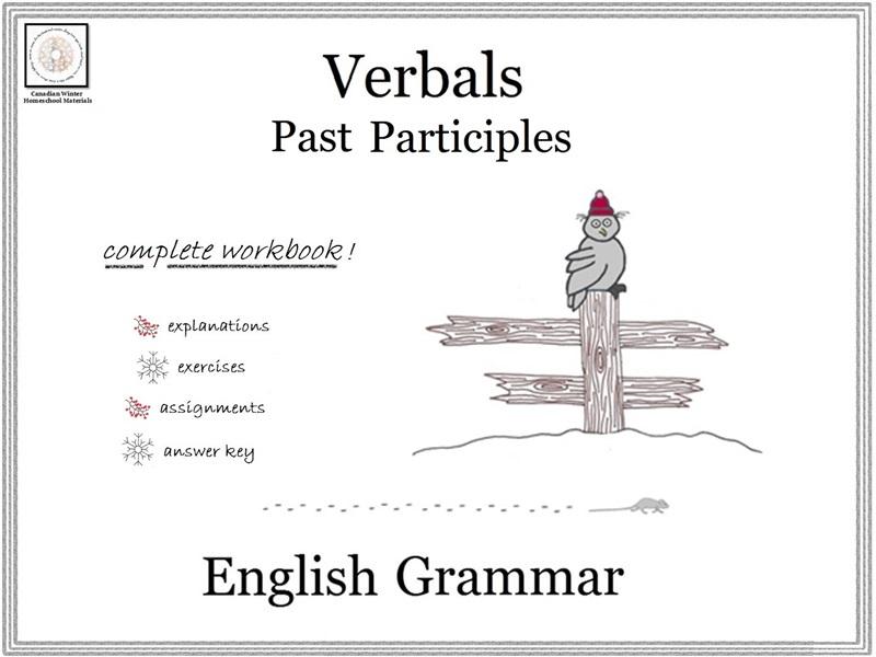 English Grammar: Past Participles