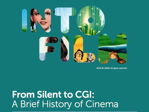 From Silent to CGI: A Brief History of Cinema