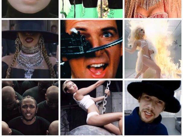 Year 7 Dance - Music Videos Scheme of work