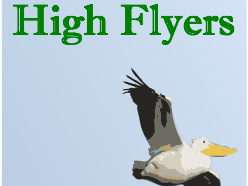 'High Flyers' a Primary School Play Script about the History of Flight (with supporting resources)