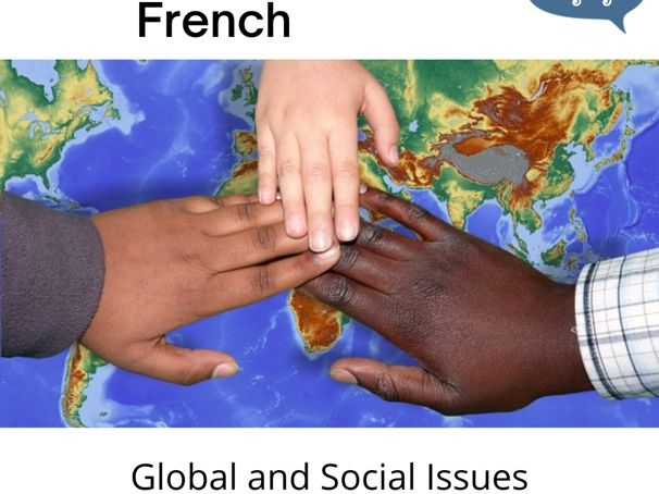 Global and Social Issues - Workbook - French