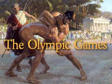 The Olympic Games - The Ancient Greeks Audio Series