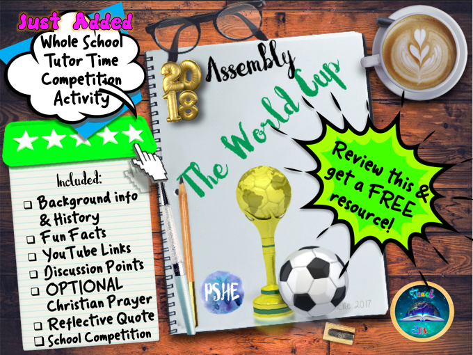World Cup 2018 Assembly