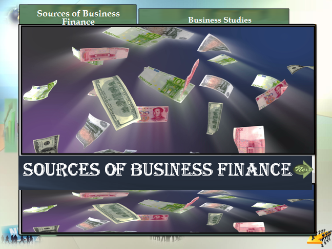 Concept of Business Finance
