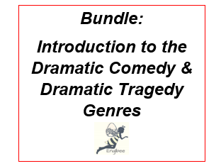 Bundle: Introduction to Dramatic Genres: Comedy & Tragedy