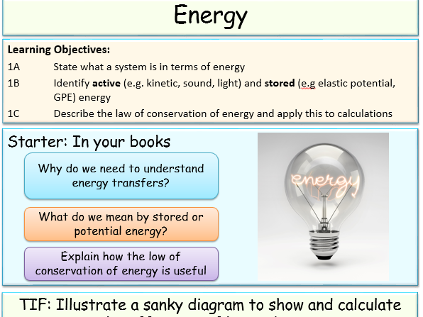 Energy 6.1