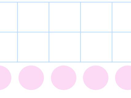Ten frames / ffrâm deg - PASTEL