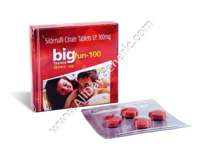 Buy Bigfun 100mg