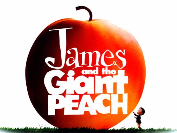 James and the Giant Peach - Film workbook and Novel Powerpoint