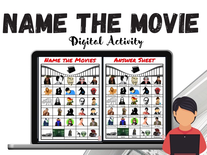 Movie Guessing Digital Activity