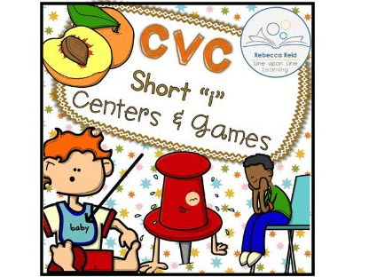 "CVC Short ""i"" Centers and Games"