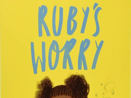 KS1 Whole Class Reading lessons - Ruby's Worry - Part 2