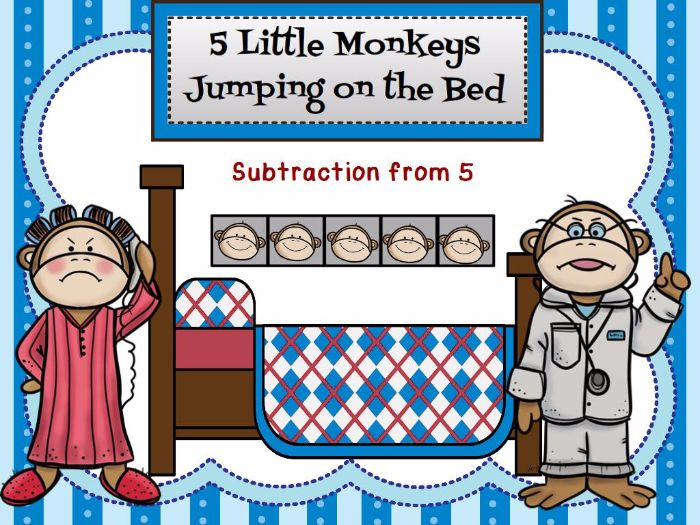 5 Little Monkeys:ActivInspire