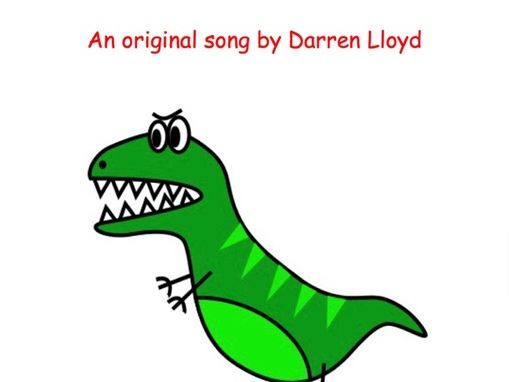 Dinosaurs - An original song about Dinosaurs to capture pupils' imagination!