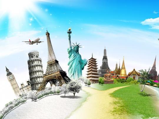 A Tourist's World