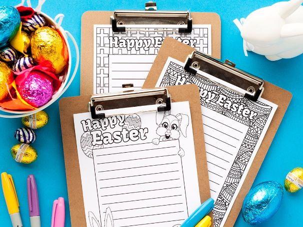 Easter Stationery (set of 3)