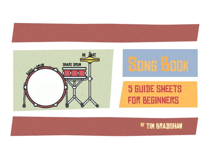 DRUM KIT | 5 Popular Songs for Beginners