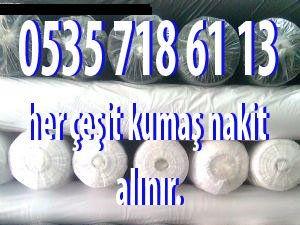 Parça kumaş alanlar 05357186113