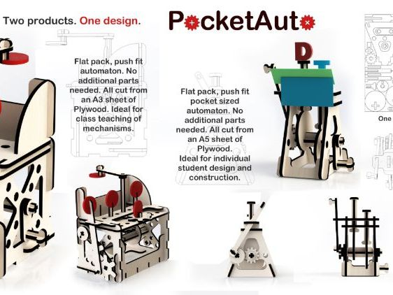 Autopack and PocketAuto