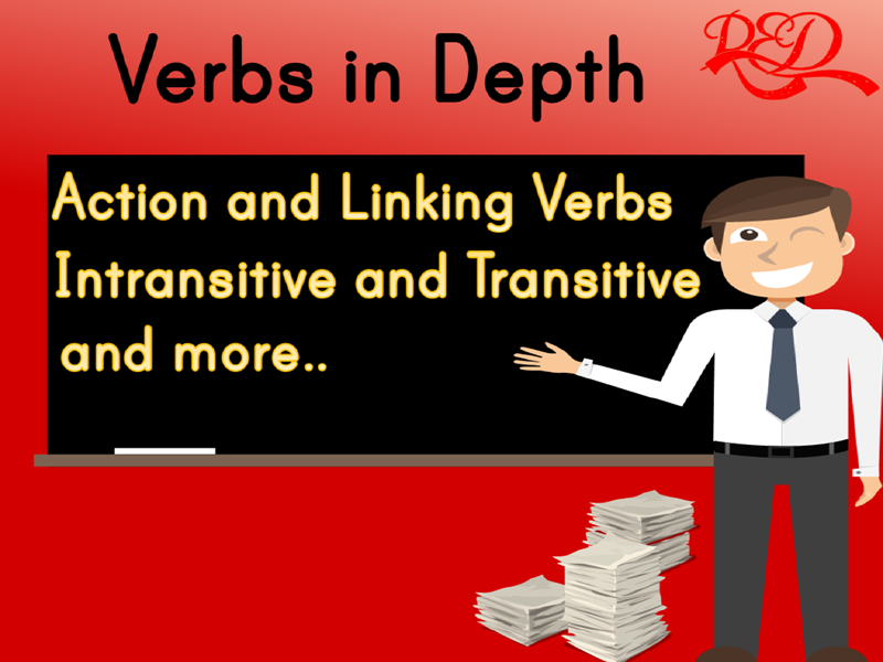 Action Verbs, Linking Verb, Verb Phrases